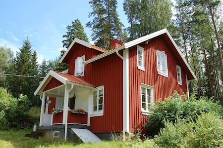 Sommartorp i Värmland - Molkom