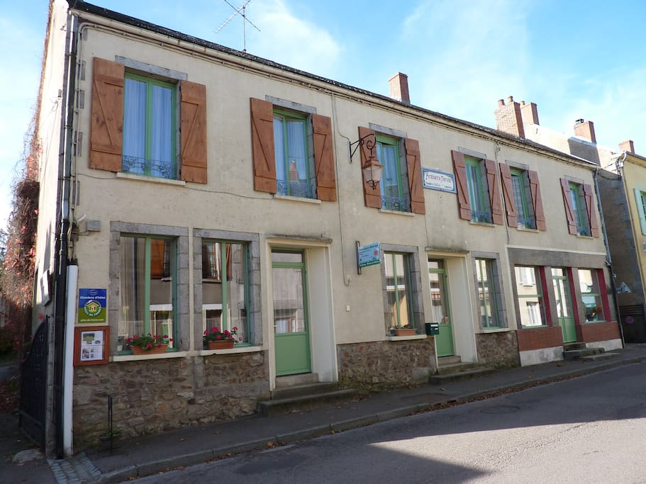 Chambres d 39 h tes ambiance morvan chambres d 39 h tes for Chambre d hote bourgogne