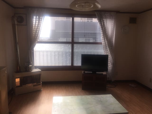 Good Location!!& wide space&Free wifi - Toyohira-ku, Sapporo-shi - Apartment