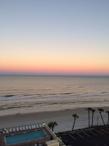 2BD/2B Ocean &RiverView Beach Front - Daytona Beach Shores - Appartement