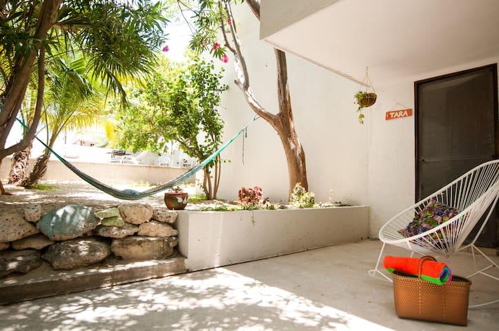 Casa Matilda beach/Tara - Puerto Morelos - Apartamento