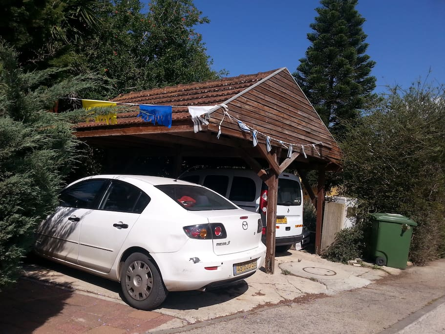 house parking