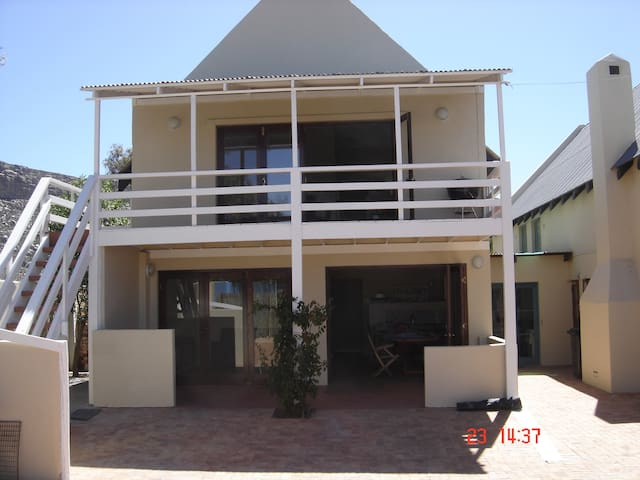 Upstairs annex at the Elands Bay Guest House