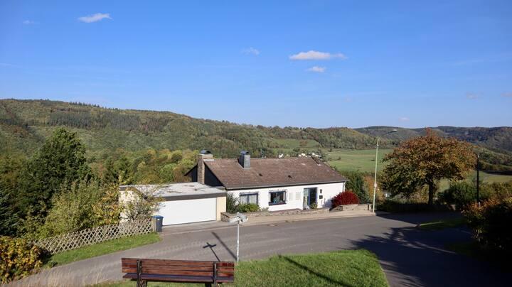 Holiday haus view of Dedenborn - Monschau Rursee