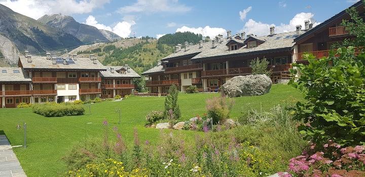 3-bedroom - Jardin des Alpes/Montana Lodge 16