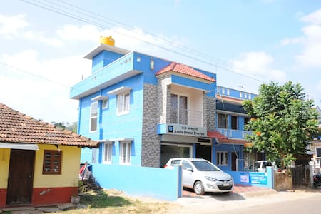 Warm & Quiet stay in Madikeri - Madikeri
