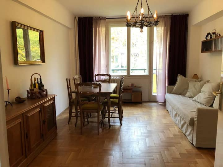 Lovely apartment in the heart of Buda