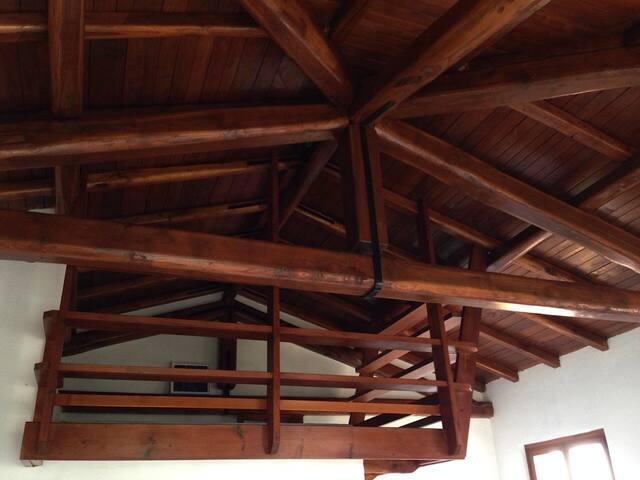Loft con vista sul parco di Veio - Rom - Loft
