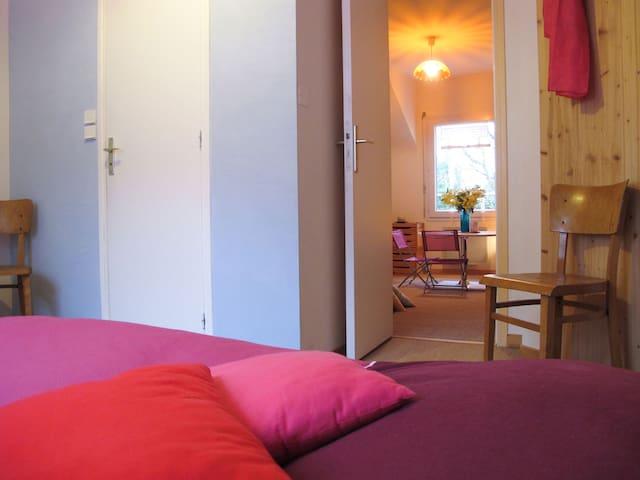 Glazig Appartement-Gîte à Baden - Baden - Apartment