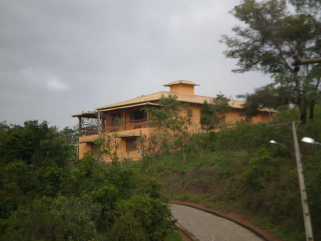 Ouro Preto Apart priv casa de campo
