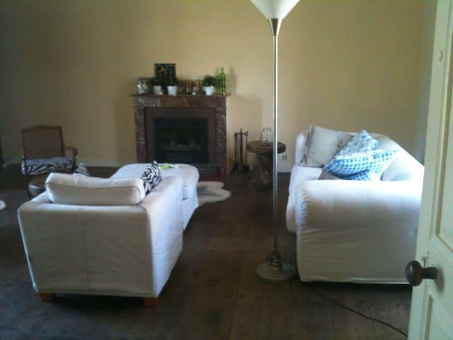 Rust en ruimte in ZW Frankrijk - Rom - House
