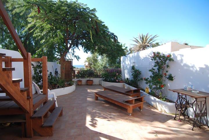 Haus am wünderschönen La Tejita Strand El Medano