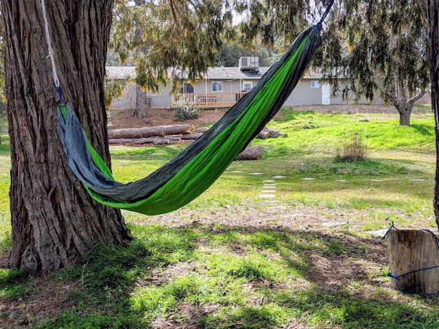 A Place to Relax & Recharge near Yosemite