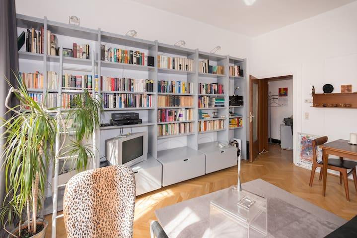 Ganze Wohnung (2ZKB) zentral in HD - Heidelberg - Apartment
