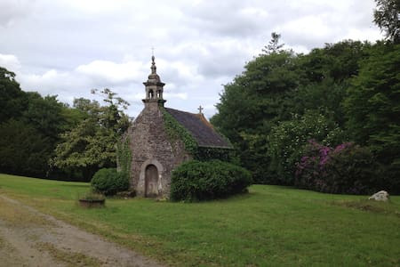 Holidays in Brittany - Saint-Thégonnec