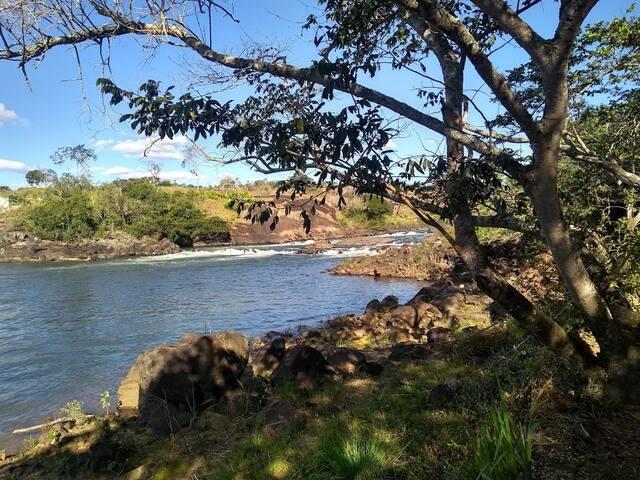 Rancho Canto das Águas - Praia de Rio