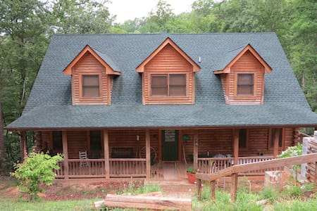 Laurelwood Lodge - Lake Lure, NC - Lake Lure
