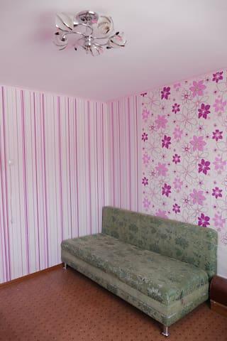 Яркая квартира в столице Республики Башкортостан - Oufa - Appartement