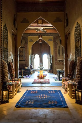 DAR MARCO POLO  RIAD ERFOUD - Erfoud - Bed & Breakfast
