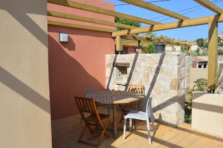 ARIA Mini villa dans Ile Rousse même - L'Île-Rousse - House