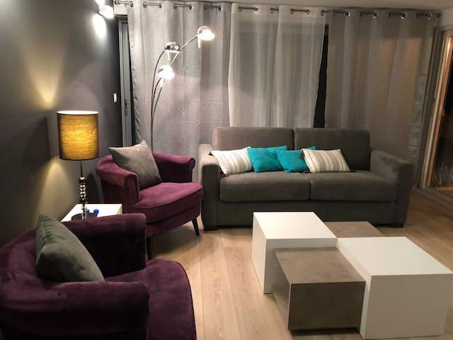 appartement T2 Miomo  Cap Corse