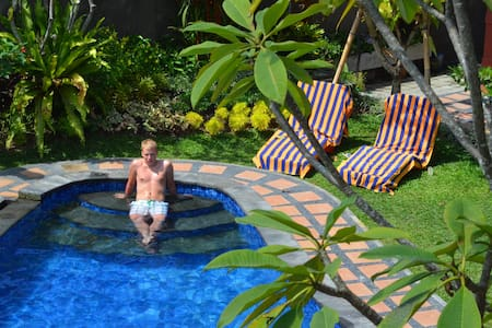 Coming home'' on holiday! In Ubud 2