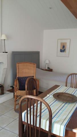studio meublé à quelques minutes de La Rochelle - Puilboreau