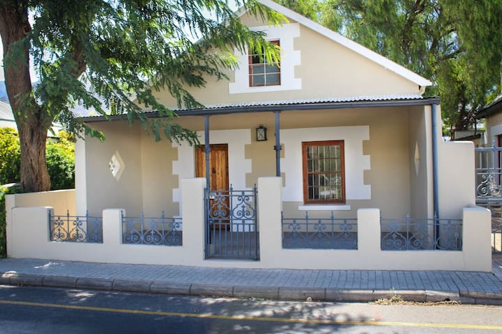 Luxury Loft in the Heritage area of Montagu