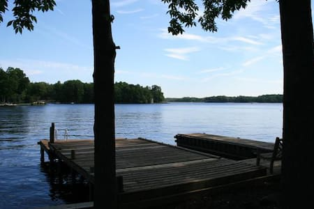 5 star Vacation Lake House - Locust Grove