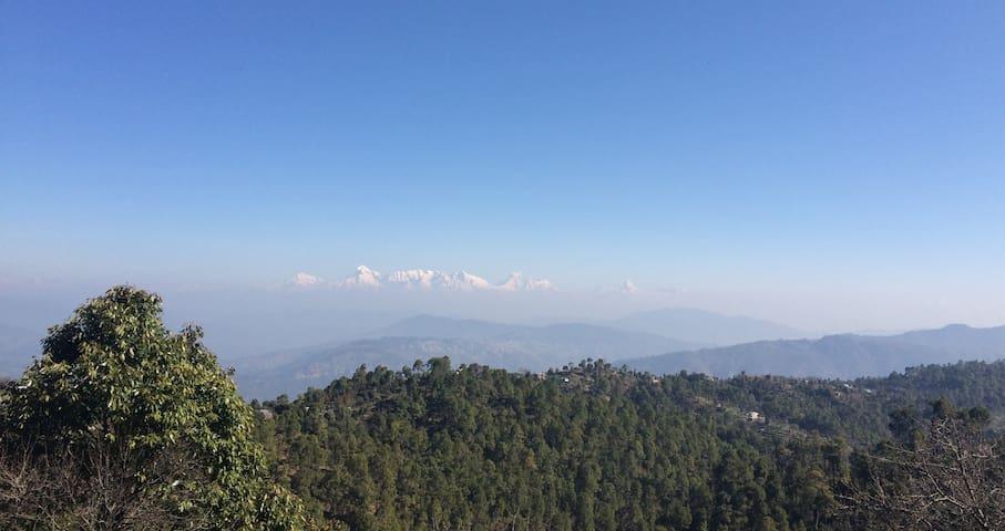 Writers Retreat in the Himalayas, Mukteshwar - Satkhol