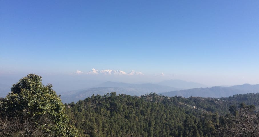 Writers Retreat in the Himalayas, Mukteshwar - Satkhol - Villa
