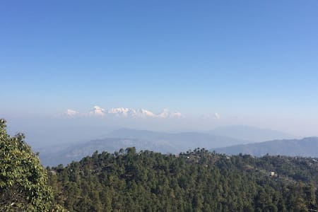 Writers Retreat in the Himalayas, Mukteshwar