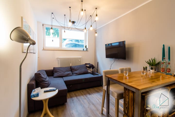 Cozy apartment in the historic city of cologne