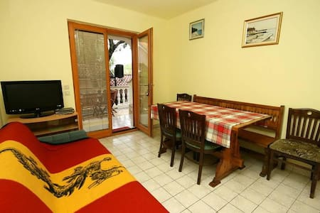 Two bedroom apartment with terrace Povile, Novi Vinodolski (A-2398-a) - Povile