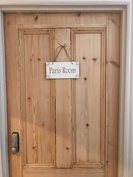 Parris Room