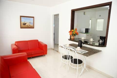 Apartamento 2 quartos Laguna SC