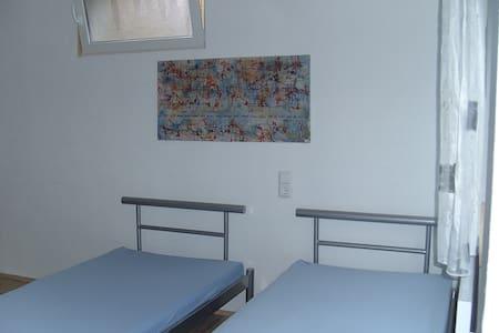 Komfortables, zentral gelegenes Apartment - Rottweil - Rumah