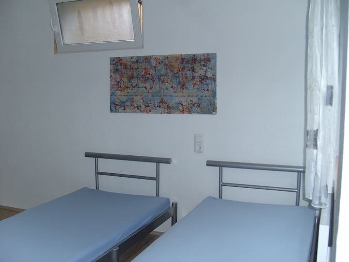 Komfortables, zentral gelegenes Apartment