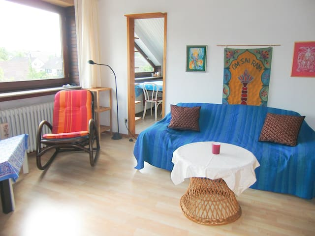Beautiful apartment, quiet location - Sankt Augustin - Flat
