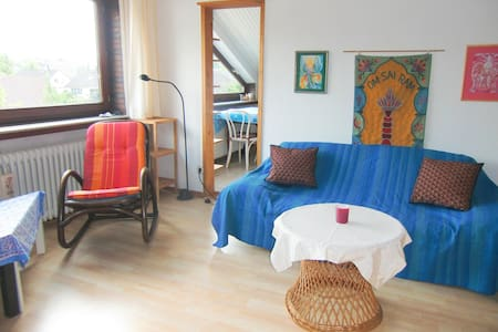 Beautiful apartment, quiet location - Sankt Augustin - Lejlighed