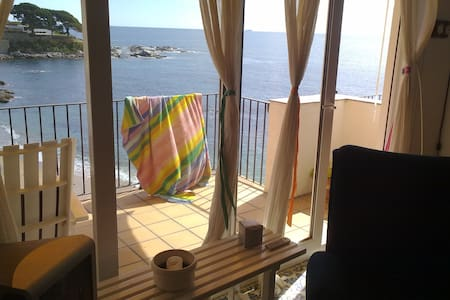 Perfect Couple' Hideout in Calella de Palafrugell - Palafrugell - Apartament