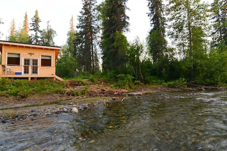 Talkeetna Cabins at Montana Creek / Silver Cabin
