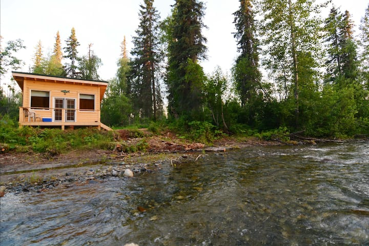 Talkeetna Sliver Cabins at Montana Creek  & Sauna