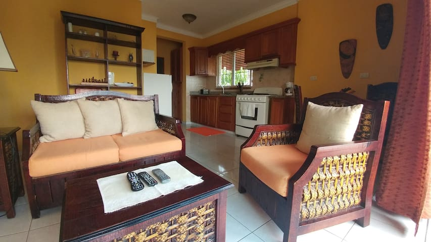 Cozy 1-BR-apartment # 1 for you - Santo Domingo - Apartament