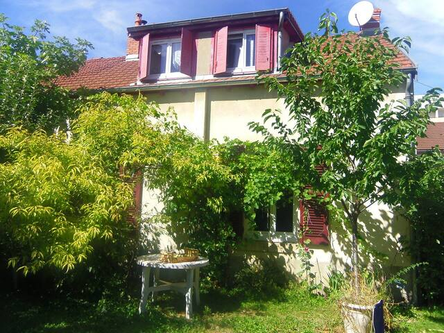 maison - Dijon - Rumah