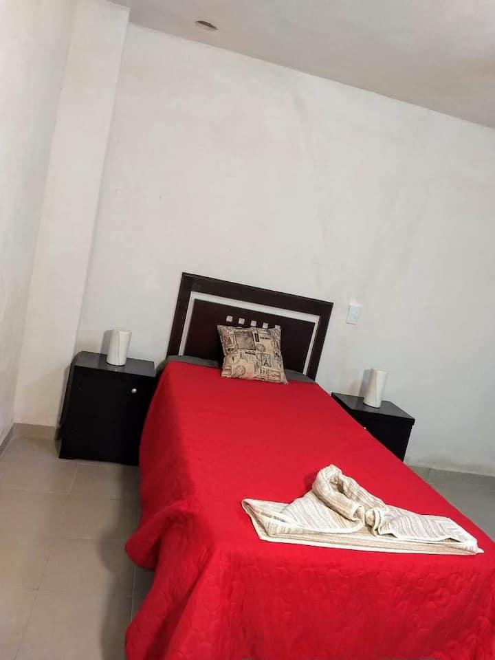 CONDO include furniture and services