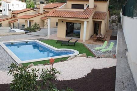 Bonita Villa a 8km. de Sitges - Olivella