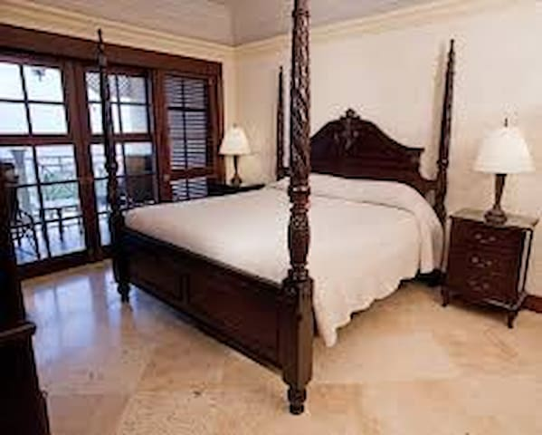 Luxury Ocean View suite on the famous Crane Beach - Saint Philip - Flat
