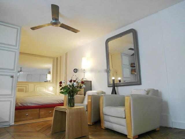 The bedroom corner - Bed kingsize