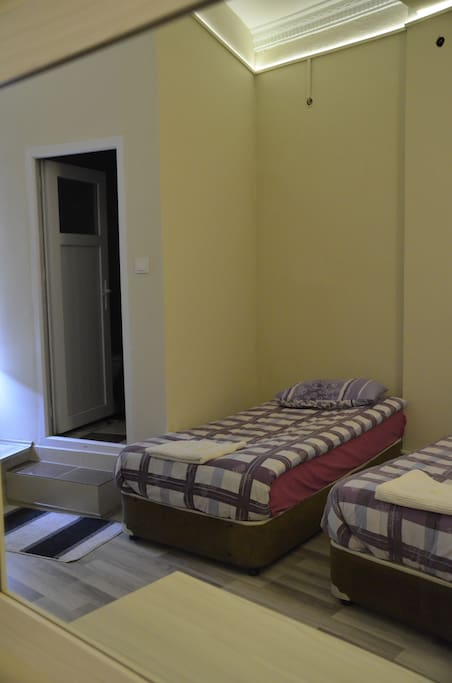 Comfort Triple room with private shower-wc